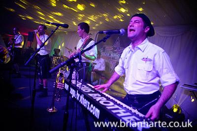 bogus brothers band at charity ball harrogate