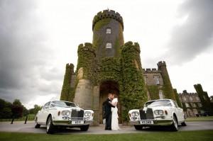 Swinton Park wedding photo, near Masham, by Brian Harte
