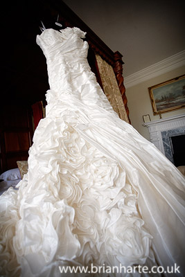 ian stewart wedding dress