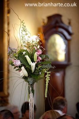 wedding flowers harrogate goldsborough hall