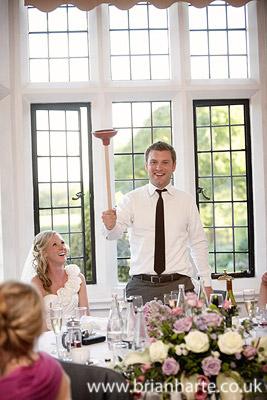 wedding speeches goldsborough hall