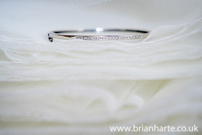 wedding detail bracelet