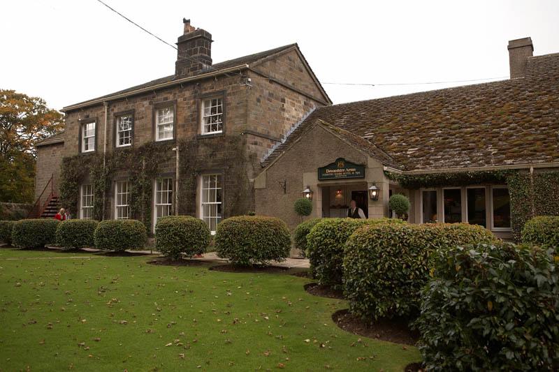 Devonshire Arms Bolton Abbey Wedding Venue Photography